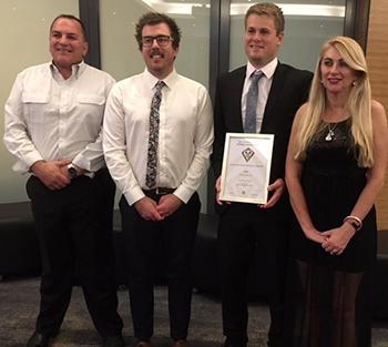 HIA award - Leeton