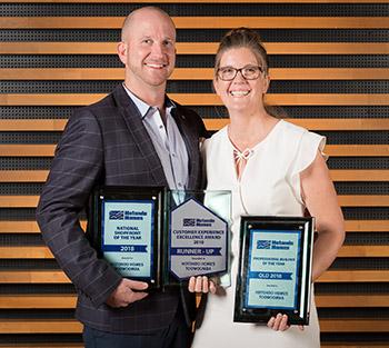 Hotondo Homes Toowoomba_Award